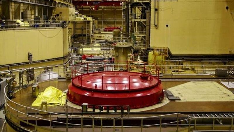 Fejcsere a paksi atomerőműnél