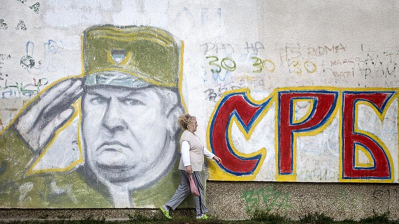 Meghalt Slobodan Milosevic özvegye
