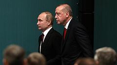 Erdogan Putyinnal tárgyalt - ez lett az eredmény