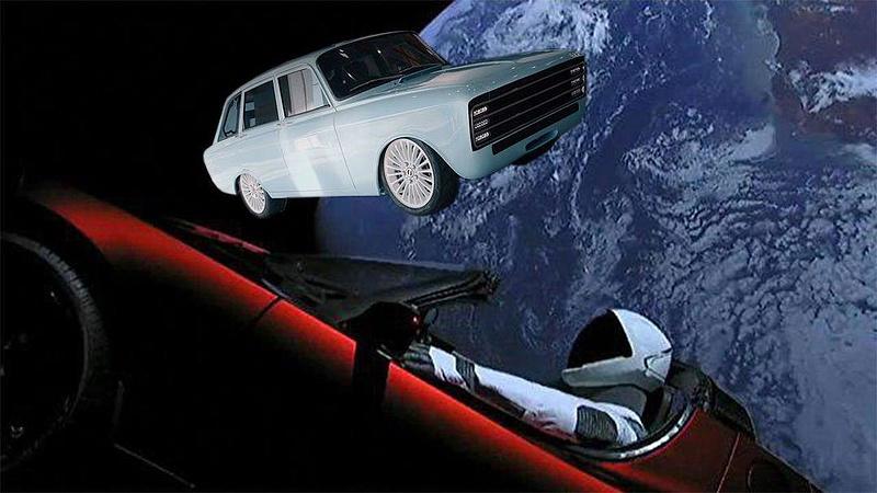 Elon Musk megállíthatatlan