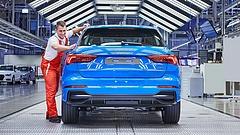 Audi: ez a helyzet Győrben kedd reggel