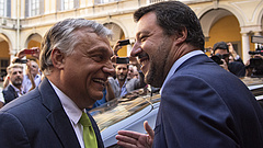 Már két olasz udvarlója van Orbánnak, illetve a Fidesznek (Il Foglio)
