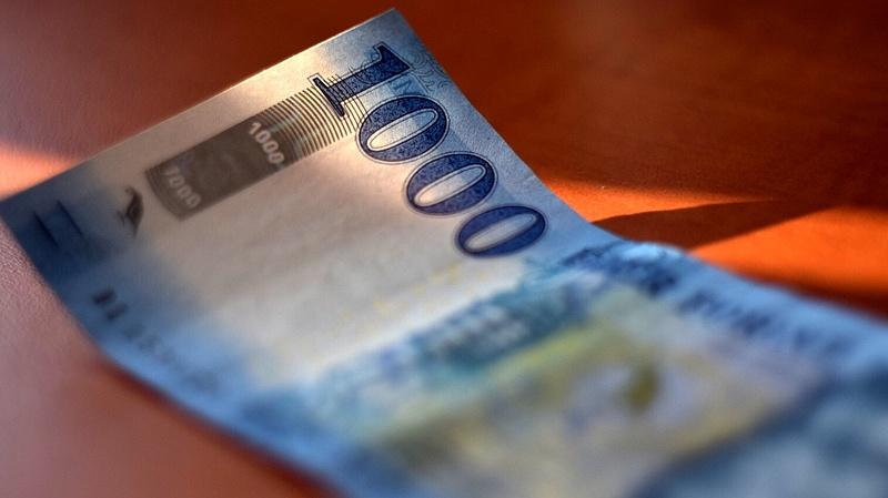 Beragadt a forintárfolyam