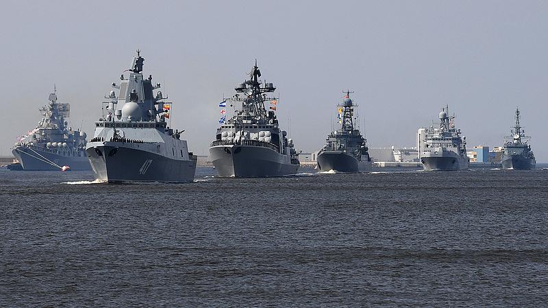 Oroszország erős figyelmeztetést küldött a Nyugatnak