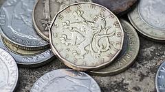 Fogy a hamis pénz a cseheknél