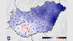 24 óra alatt bezuhant a hőmérséklet  - megszólalt az OMSZ