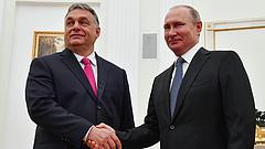 Putyin két vállra fektetheti Orbán Viktort - szó szerint