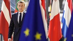 Macron összeomlást vizionál és riadót fújt