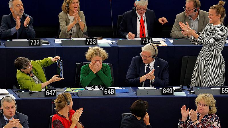 A kormány megtámadja a Sargentini-jelentésről szóló szavazást