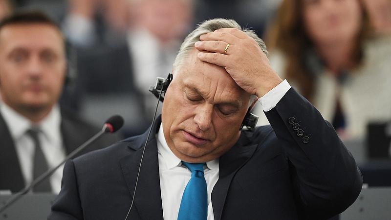"""Orbán Viktor szerint ez egy """"black sunday"""""""