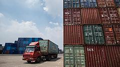 Csökkent a külkereskedelmi mérleg többlete