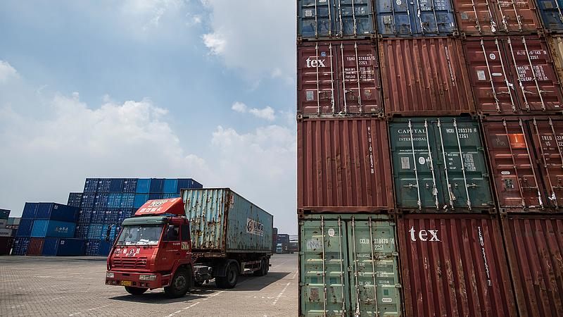 Lassult a kínai iparvállalatok profitnövekedése
