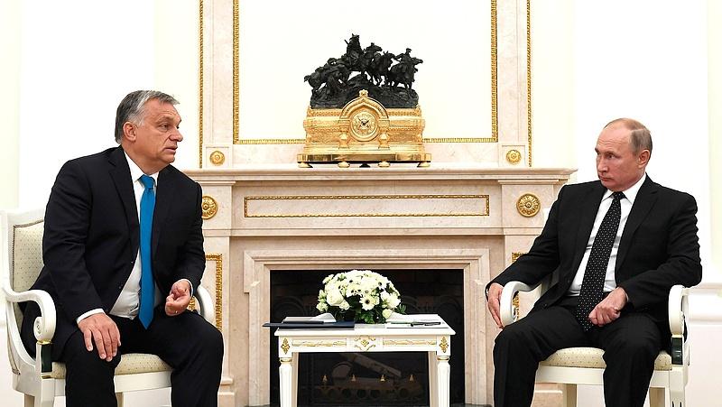 Így éltette Orbán az orosz-magyar kapcsolatokat Moszkvában