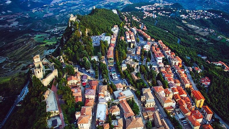 San Marino is felkerült a magyar listára