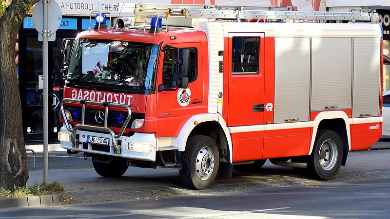 Uniós támogatással épülnek tűzoltóságok is Magyarországon