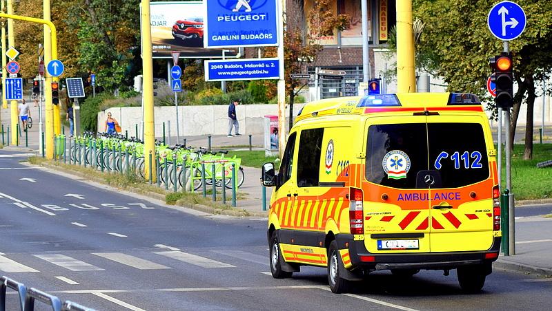Elképesztő: egy órán belül sem ér ki a mentő Budapesten (cáfol a mentőszolgálat)