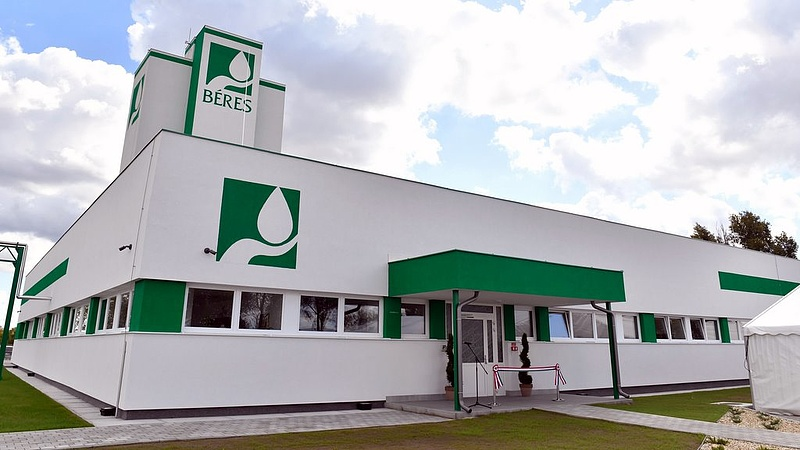 Új laborépületet avatott a Béres