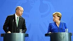 Erről tárgyalt Merkel és Erdogan