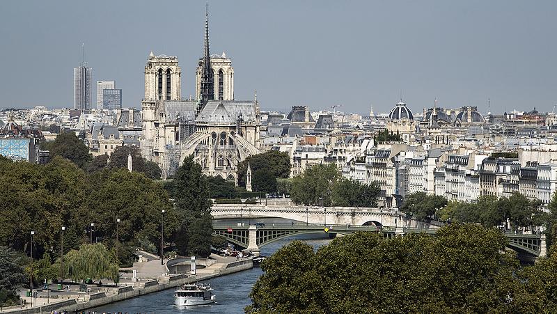 Lassulhat a francia gazdaság