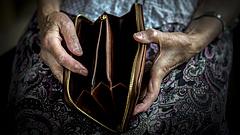 """Bajban a kisnyugdíjasok: """"éhen halnék, ha nem lenne a szociális ebéd"""""""