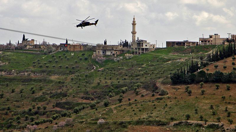 Törökország folytatja háborúját
