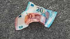 Lassult az éves infláció Németországban