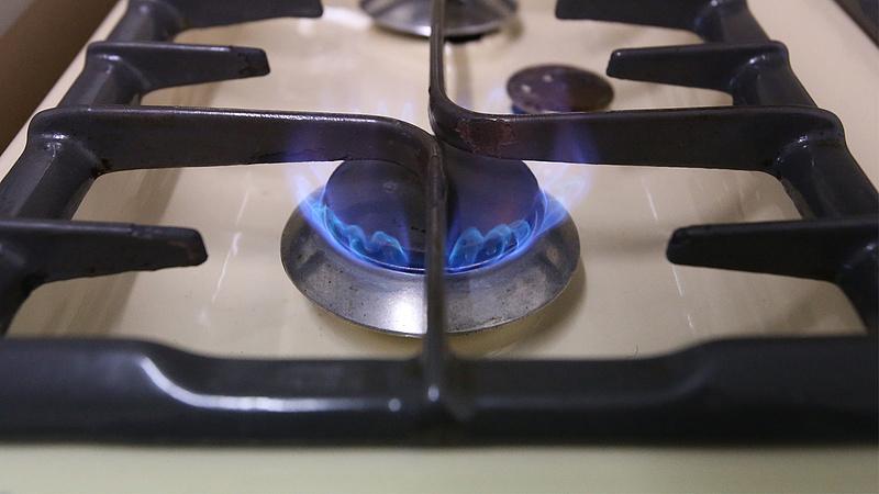 Sínen van Magyarország gázvásárlása