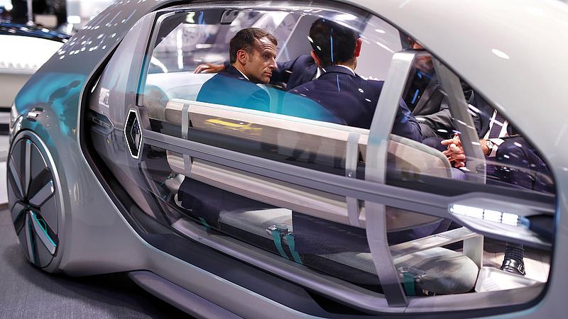 Harapófogóba kerültek az autógyárak