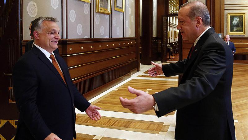 Erdogan-látogatás - megszólalt Orbán Viktor