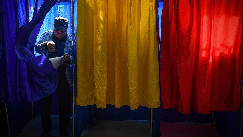 Erdélyben választanak a legkevesebben a román elnökjelöltek közül