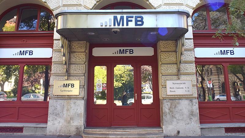 Az MNB megbírságolta az MFB-t