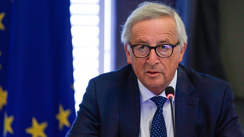 Máris munkába áll Jean-Claude Juncker