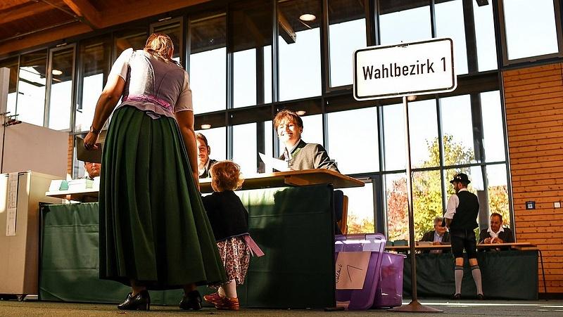 Megjöttek az exit poll adatok a bajor tartományi választásról