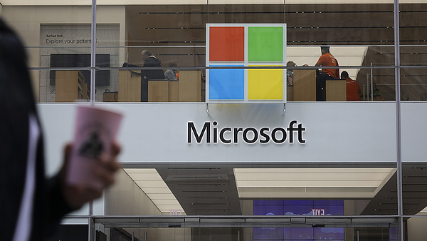 A Microsoft majdnem letaszította az Apple-t a trónról