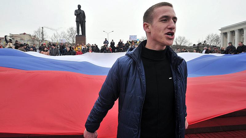 Jó most orosz banknak lenni