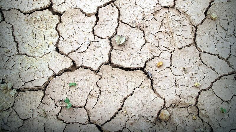 Tartós vízhiányos időszak jön hétfőtől Magyarországon