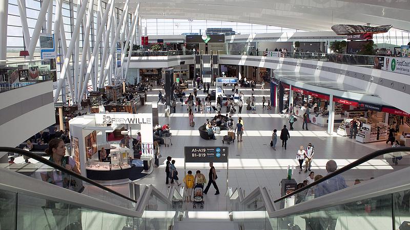 Több utas, kevesebb áru - jelentett a Budapest Airport