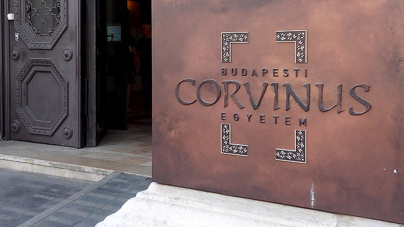 Anthony Rade lett a Corvinus elnöke