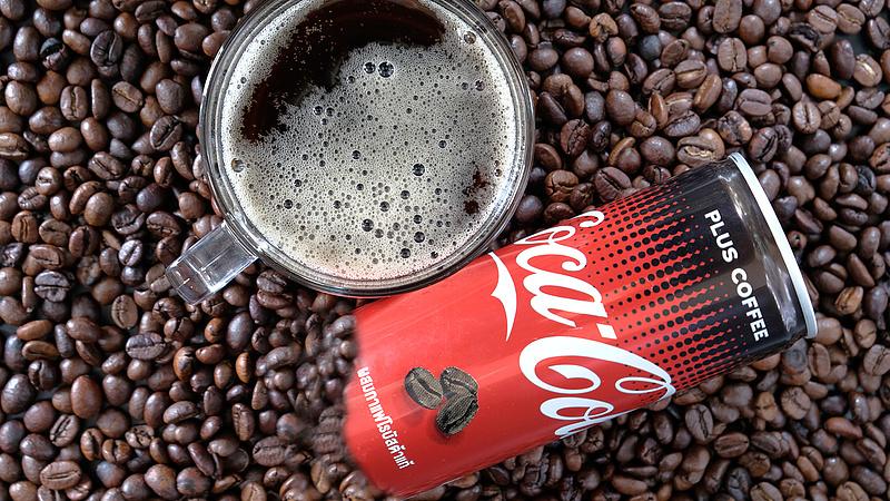 Ha a kávés kóla nem jött be, a kólás kávé be fog?