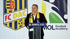 Újabb fociakadémia épült magyar állami támogatással
