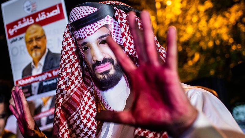 Új fejlemény a szaúdi újságíró-gyilkosság ügyében
