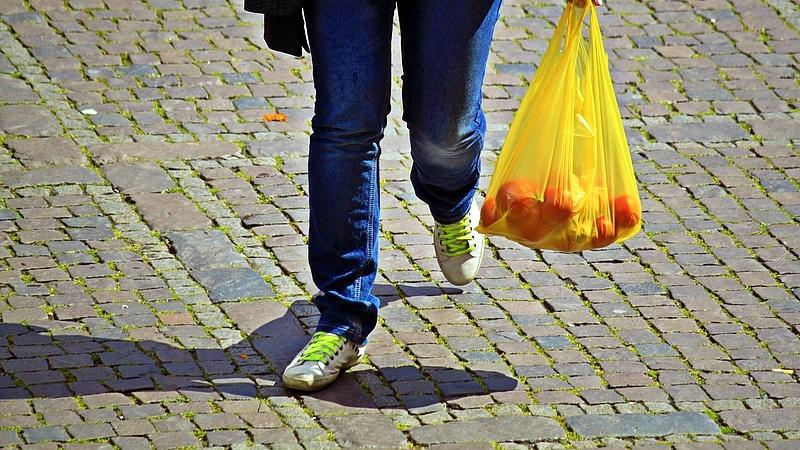 A németek is száműznék a műanyag zacskókat