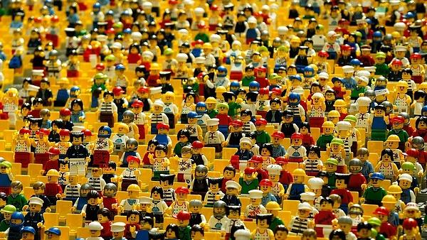 Nagyot robbantott a Lego