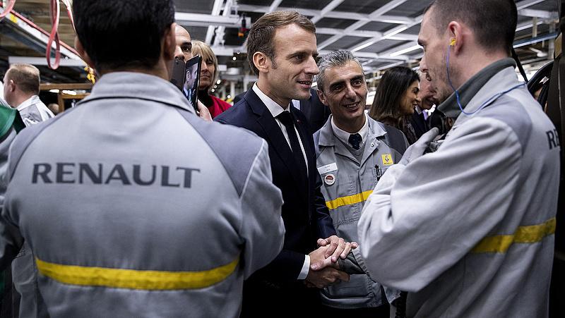 Rontott idei előrejelzésén a Renault