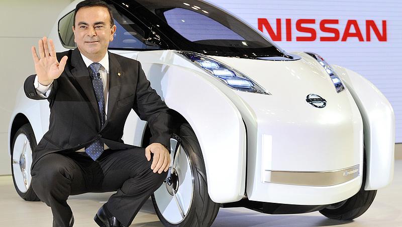 Két és félmilliárdos óvadék ellenében került szabadlábra a Nissan-vezér