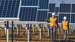Új naperőműveket adtak át Magyarországon