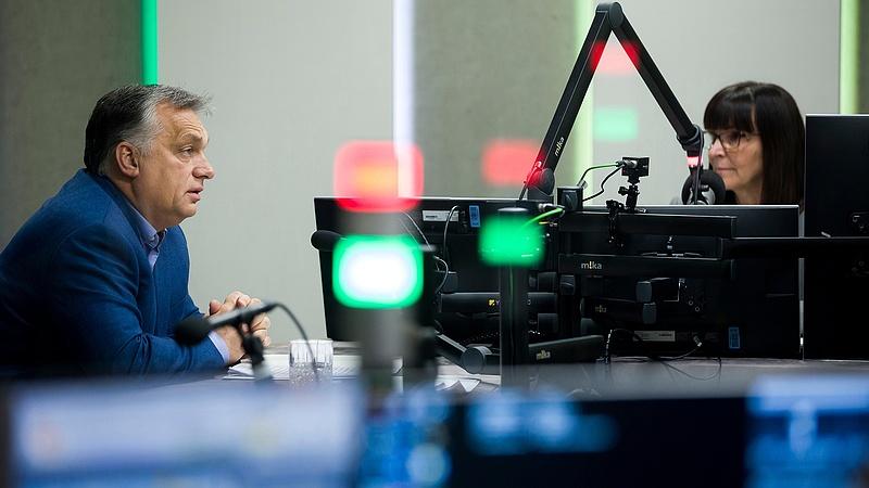 Orbán Viktor: még egy-két hónap és kezdhetjük vágni a centit