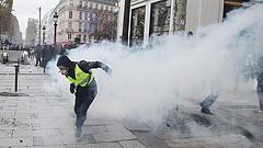 Káosz van Párizsban
