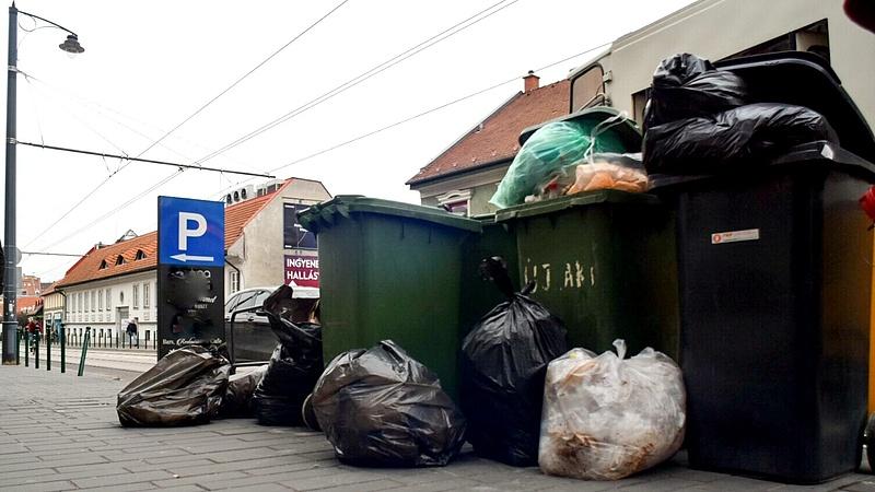 Kevesebb a szemét a magyar háztartásokban