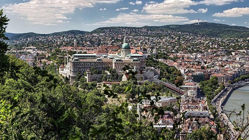 Drágult a budavári palota déli nyaktagjának kivitelezése